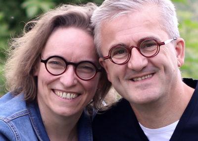 Vincianne et Hervé
